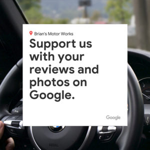 Support Us with your reviews and photos on Google